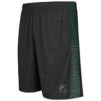Men's Campus Heritage Michigan State Spartans Fire Break Shorts
