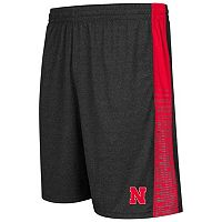 Men's Campus Heritage Nebraska Cornhuskers Fire Break Shorts