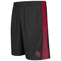 Men's Campus Heritage Oklahoma Sooners Fire Break Shorts