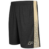 Men's Campus Heritage Purdue Boilermakers Fire Break Shorts