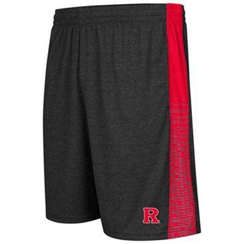 Men's Campus Heritage Rutgers Scarlet Knights Fire Break Shorts