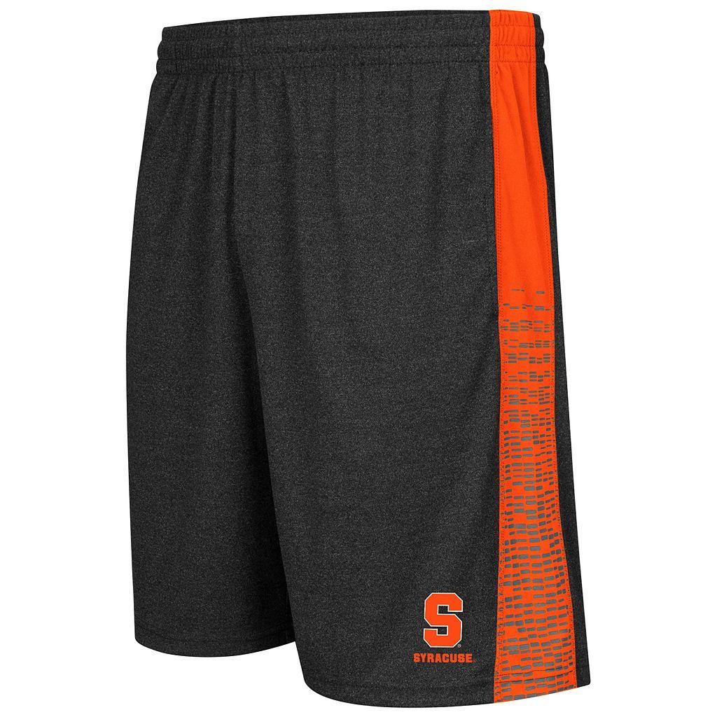 Men's Campus Heritage Syracuse Orange Fire Break Shorts