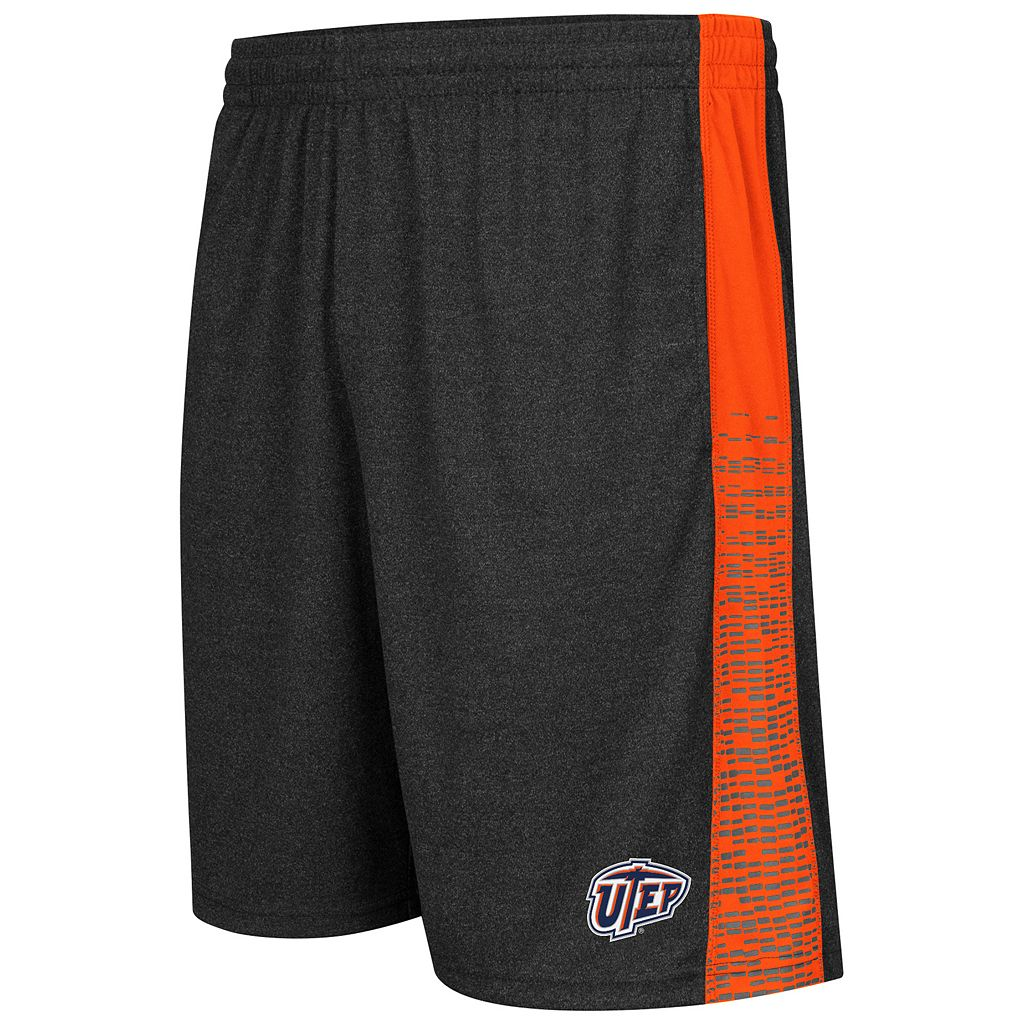 Men's Campus Heritage UTEP Miners Fire Break Shorts
