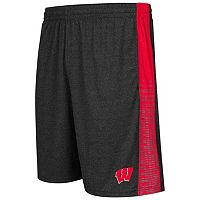 Men's Campus Heritage Wisconsin Badgers Fire Break Shorts