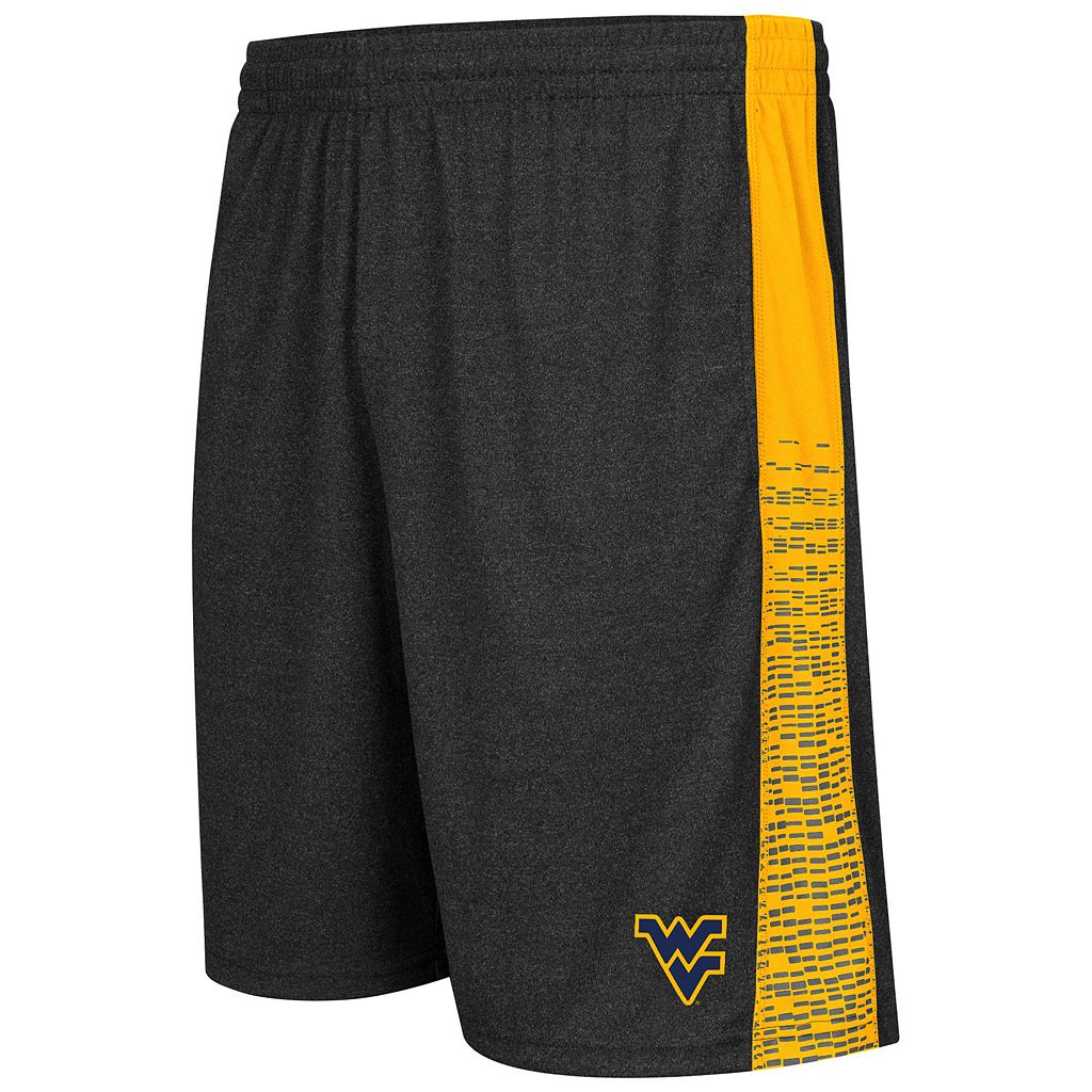 Men's Campus Heritage West Virginia Mountaineers Fire Break Shorts