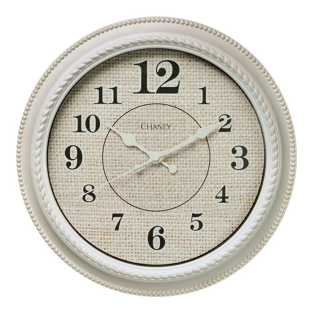 Chaney wall clock kohl s 12000 wall clocks chaney antique wall clock amipublicfo Choice Image