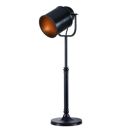 Kenroy Home Allen Spotlight Table Lamp