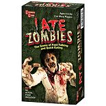 I Ate Zombies Card Game by University Games