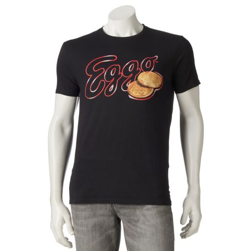 Men's Eggo Waffle Tee