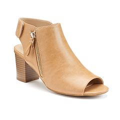 Andrew Geller Sellney Women's Block Heel Sandals