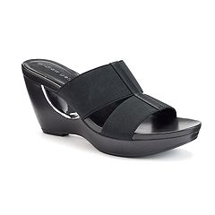 Andrew Geller Abradie Women's Wedge Sandals