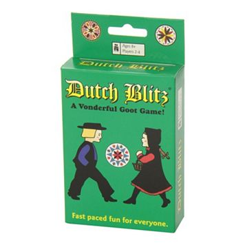 Dutch Blitz Game by Dutch Blitz Game Co.