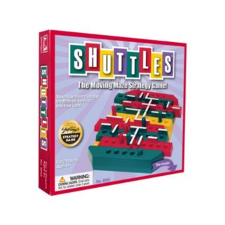 Shuttles The Moving Maze Strategy Game by Be Good Company
