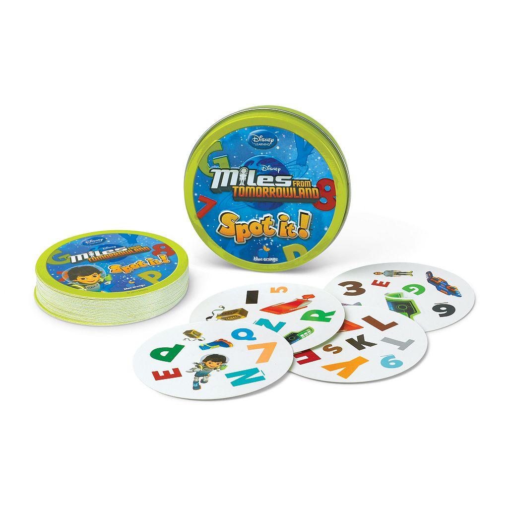 Disney's Miles from Tomorrowland Spot It! Preschool Game by Blue Orange Games