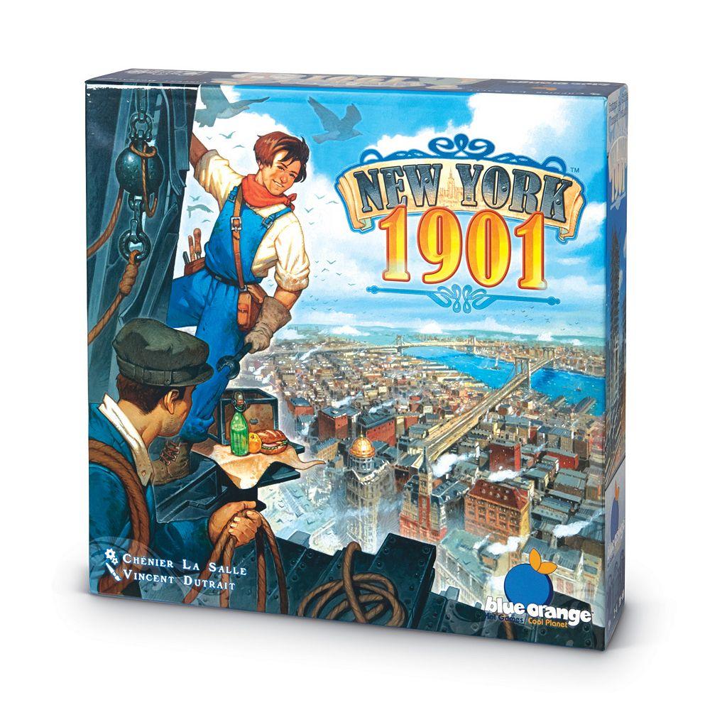 New York 1901 Game by Blue Orange Games