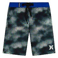 Boys 4-7 Hurley Dot Boardshorts
