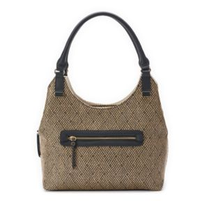 Apt. 9® Brooke Straw Triple-Entry Shopper
