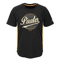 Boys 4-7 Majestic Pittsburgh Pirates Big Game Tee