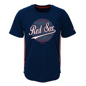 Boys 4-7 Majestic Boston Red Sox Big Game Tee