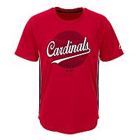 Boys 4-7 Majestic St. Louis Cardinals Big Game Tee