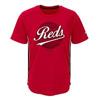 Boys 4-7 Majestic Cincinnati Reds Big Game Tee