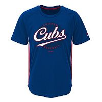 Boys 4-7 Majestic Chicago Cubs Big Game Tee