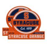 Syracuse Orange Jumbo Tailgate Magnet 2-Pack