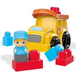 Mega Bloks Story Telling School Bus