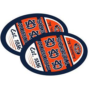 Auburn Tigers Jumbo Game Day Magnet 2-Pack