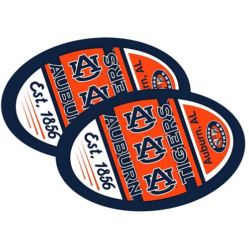 Auburn Tigers Jumbo Game Day Magnet 2-Pack