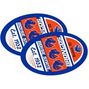 Boise State Broncos Jumbo Game Day Magnet 2-Pack