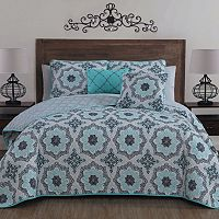 Avondale Manor 5-piece Tova Quilt Set