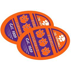 Clemson Tigers Jumbo Game Day Magnet 2-Pack