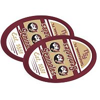 Florida State Seminoles Jumbo Game Day Magnet 2-Pack