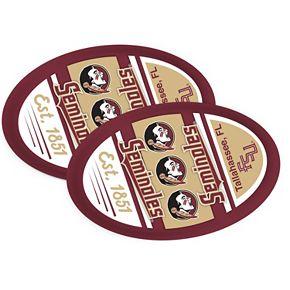 Florida State Seminoles Jumbo Game Day Magnet 2-Pack
