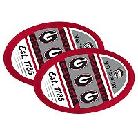 Georgia Bulldogs Jumbo Game Day Magnet 2-Pack