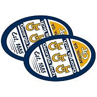 Georgia Tech Yellow Jackets Jumbo Game Day Magnet 2-Pack