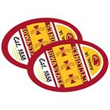 Iowa State Cyclones Jumbo Game Day Magnet 2-Pack