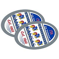 Kansas Jayhawks Jumbo Game Day Magnet 2-Pack