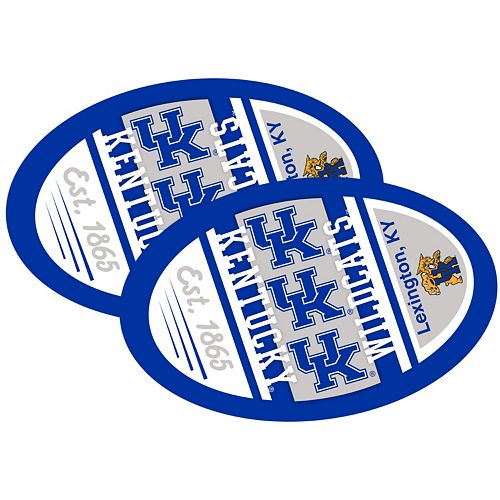 Kentucky Wildcats Jumbo Game Day Magnet 2-Pack