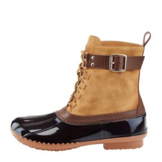 Henry Ferrera Mission 18 Women's Water-Resistant Duck Boots