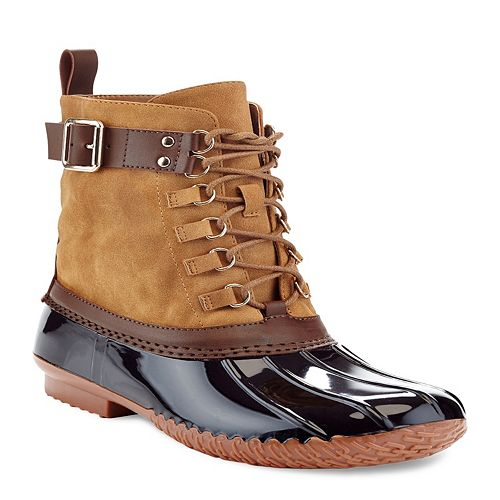 Henry Ferrera Mission 700 ... Women's Water-Resistant Duck Boots T37xx0GX9O