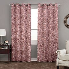 Avondale 2-pack Manor Madera Window Curtains