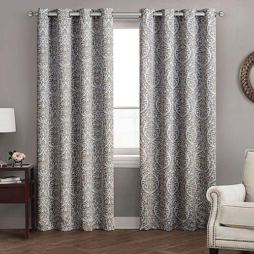 Avondale 2-pack Manor Madera Window Curtains