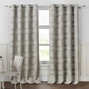 Avondale 2-pack Manor Petra Window Curtains