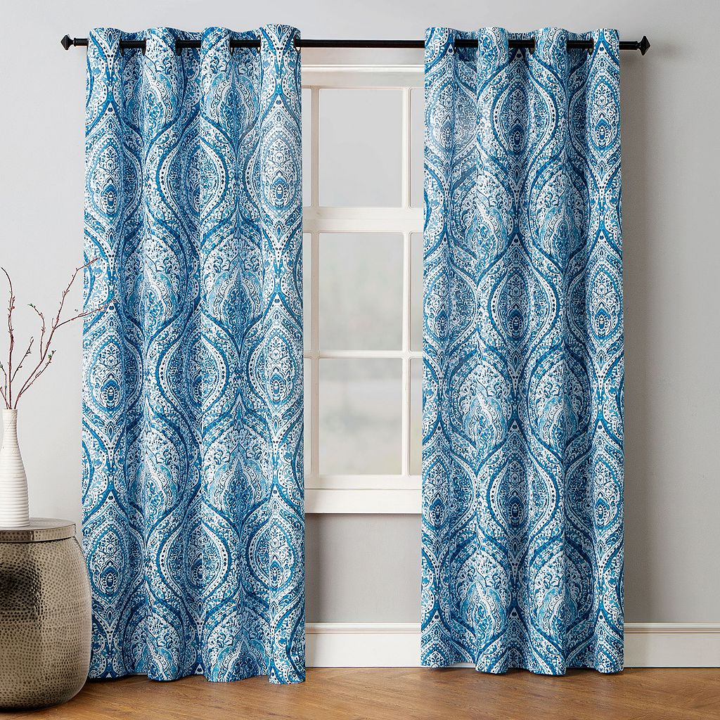 Avondale Manor 2-pack Vera Curtain