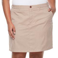 Womens Beig/khaki Skirts & Skorts - Bottoms, Clothing | Kohl's