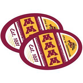 Minnesota Golden Gophers Jumbo Game Day Magnet 2-Pack