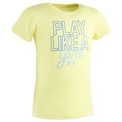 Girls 4-6x Under Armour 'Play Like A Girl' Graphic Tee