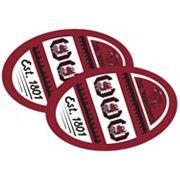 South Carolina Gamecocks Jumbo Game Day Magnet 2-Pack